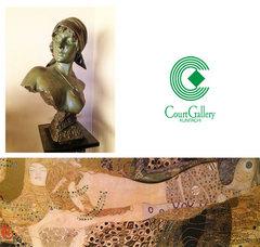 <画廊企画>彫刻と平面の所蔵展[gallery1・2] [ 2017年02月23日~2017年02月28日 ]