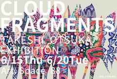 CLOUD FRAGMENTS 大塚 健 展 [ 2017年06月15日~2017年06月20日 ]
